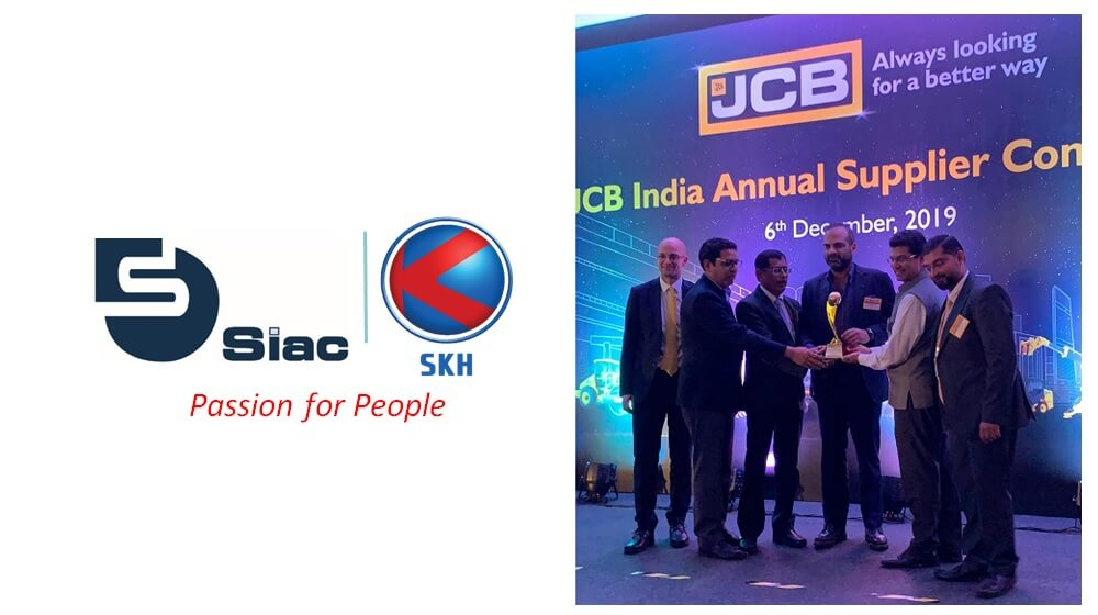 JCB India Annual Supplier Conference 2019